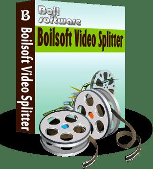 برنامج Boilsoft Video Splitter