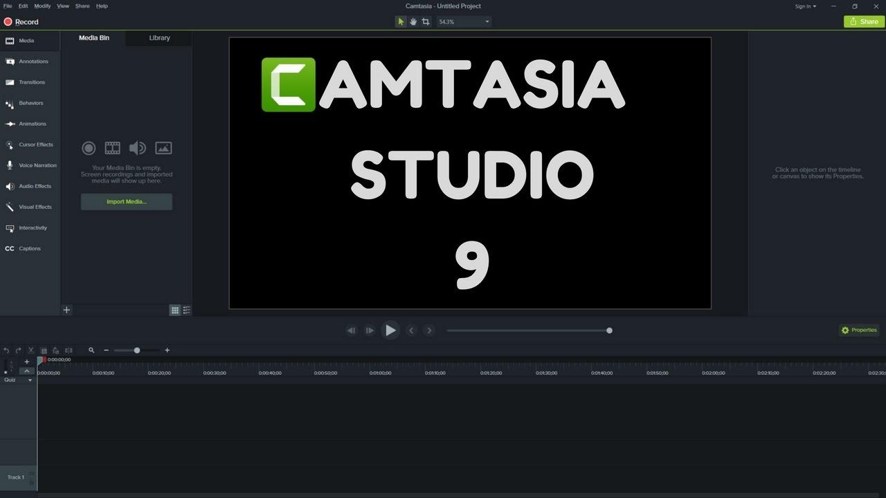 مميزات برنامج كامتازيا ستوديو للكمبيوتر