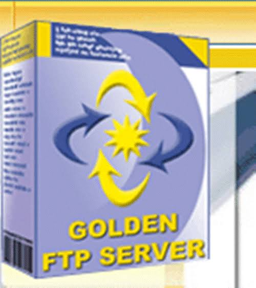 برنامج Golden FTP server
