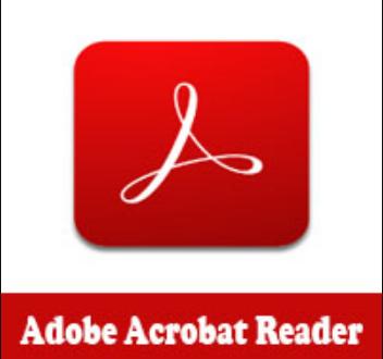 برنامج Adobe Acrobat Reader