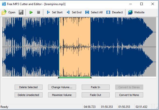 ماذا يقدم برنامج تقطيع الاغاني لمستخدميه من مميزات؟