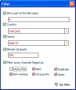 مميزات برنامج تشغيل التلفزيون على الكمبيوتر