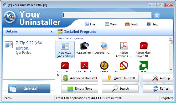 مميزات برنامج حذف البرامج الضاره من جذورها للكمبيوتر